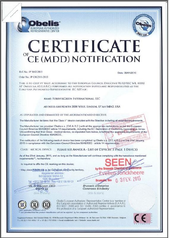 certifikáció-eu